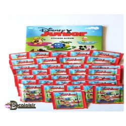 "ALBUM PANINI  ""JUNIOR disney"